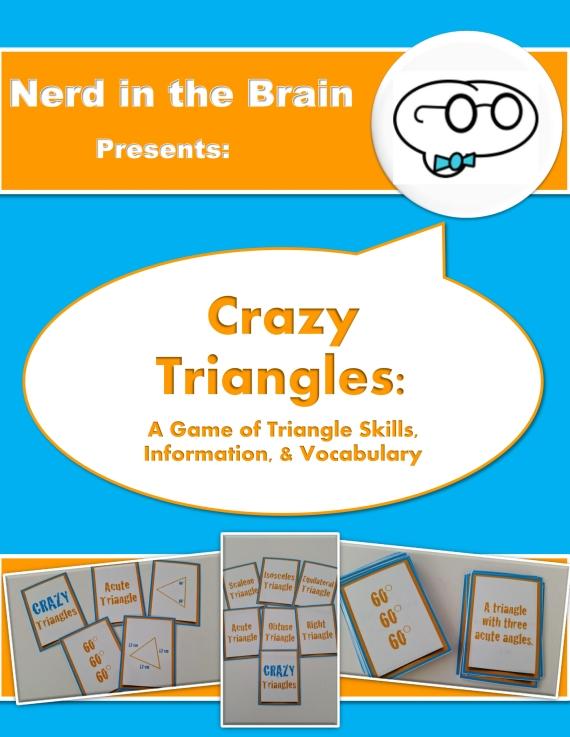 Crazy Triangles Cover 2