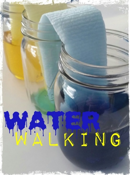 water walking title