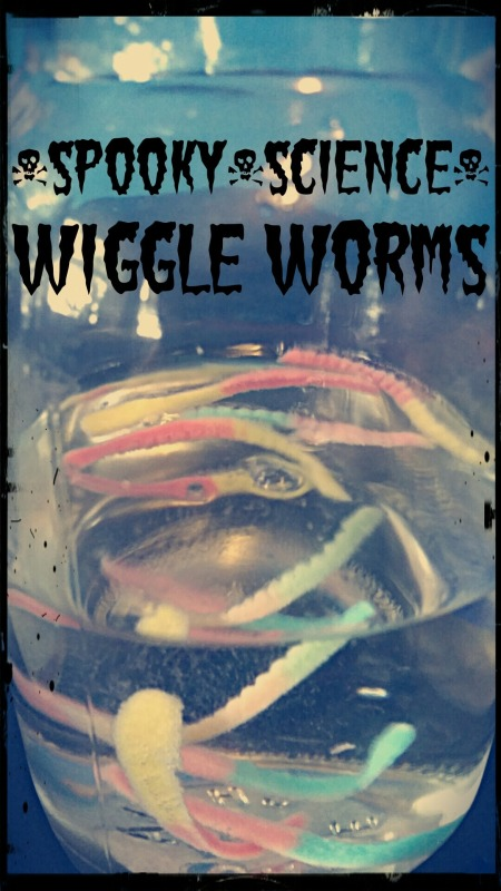 gummy worm science title