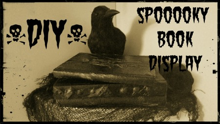 spooky book title