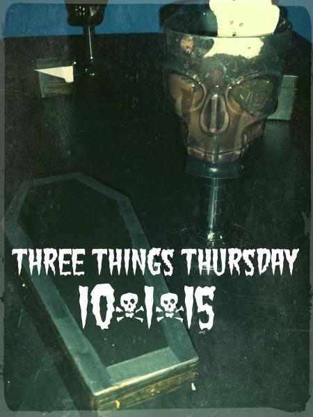 three things thursday 101 title