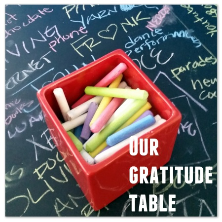 gratitude table featured image