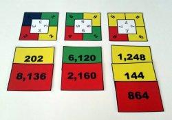 Divisibility Quadash Math Game