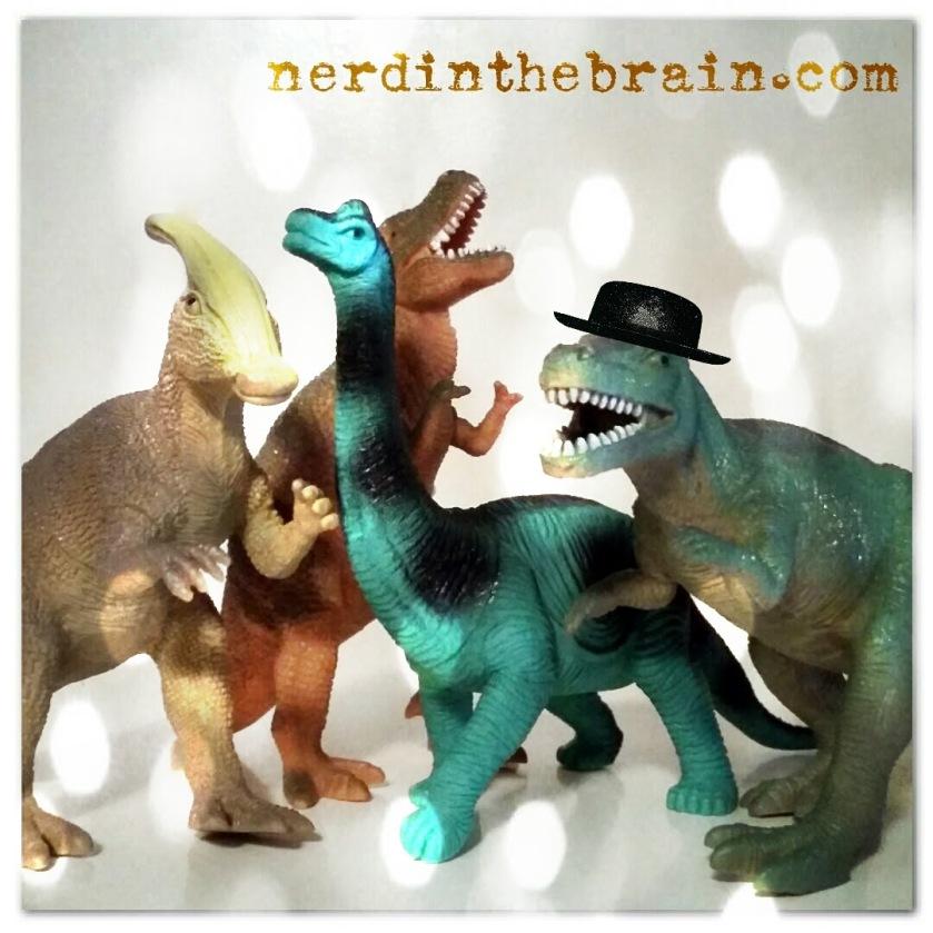 Dinos at the Disco