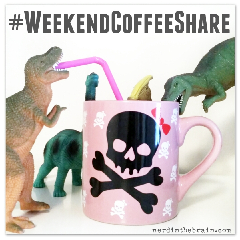 Weekend Coffee Share: A weekly chat